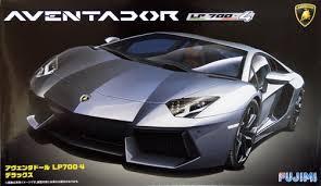 kit car lamborghini aventador fujimi rs 06 lamborghini aventador lp700 4 bianco rosso 1 24 scale