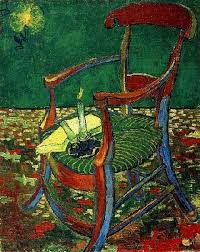 Armchair Analysis Vincent Van Gogh The Paintings Two Chairs