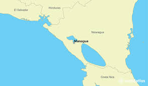 where is nicaragua where is nicaragua located in the world