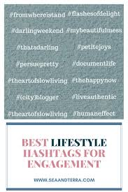 the best hashtags for every type of blogger sea terra