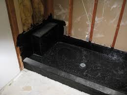 Redwood Shower Bench Building A Shower Seat Crowdbuild For