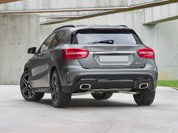 mercedes gla 250 2016 mercedes gla250 styles features highlights