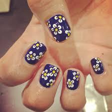 blue nail art designs u2013 acrylic nail designs