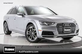 audi all road lease buy or lease 2018 audi a4 allroad los angeles vin
