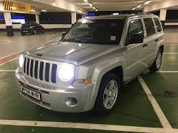 2008 jeep patriot 4x4 sport excellent condition may swap for