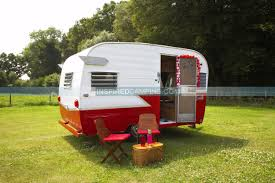 Retro Camper My Cool Campervan Caravan And Camping Site Cool Camping Site