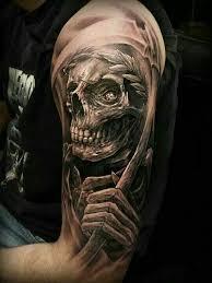 27 best skull sleeve tattoo drawings images on pinterest skull