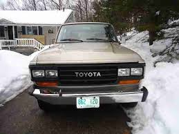 toyota land cruiser fj62 parts buy used 1989 toyota land cruiser fj60 great car for restoration
