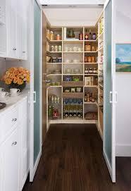 kitchen pantry idea decorations plaid neat white laminated wood kitchen pantry