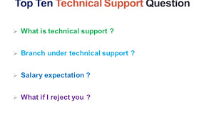 Interview Questions For Help Desk Technician Technical Support Interview Questions And Answers In Hindi Youtube
