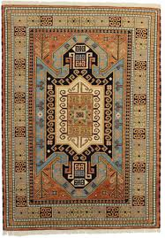 Octagon Rug 6 6 X 8 Vintage Transitional Wool Rug 13174 Exclusive Oriental Rugs