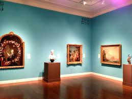 colored walls the honolulu museum of art big things in small packages a study
