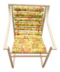 Samsonite Lawn Furniture by Samsonite Tubular Steel Patio Chair Chairish
