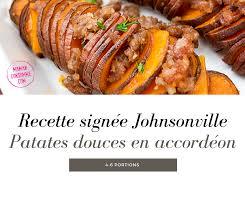 cuisiner patates douces cuisiner avec johnsonville patates douces en accordéon maman