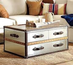 trunk coffee table set restoration hardware table ebay full size of table large trunk