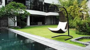 Outdoor Daybed Furniture by Modern Outdoor Daybed Furniture Design Sculptural Collection By