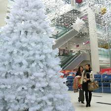 Prelit Christmas Tree Sale by 4m White Outdoor Pre Lit Christmas Tree