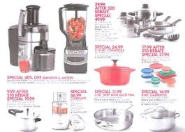 kitchen appliances black friday macy u0027s black friday deals 2012 household items apparel and much