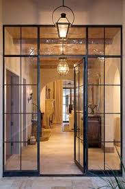 interior french glass doors steel frame doors i am in love with these instead of french