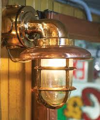 Ship Light Fixture Nautical Lights Ahoy Restoration Design For The Vintage House