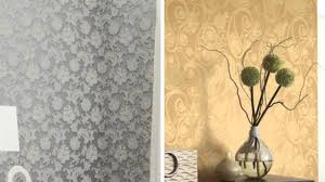 candice olson shimmering details total wallcovering youtube