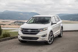 Ford Edge 2006 Ford Edge 2016 Motor Trend Suv Of The Year Contender