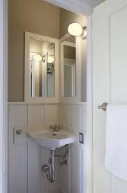 Mirror Styles For Bathrooms - the 25 best corner sink bathroom ideas on pinterest corner