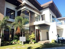 beautiful modern house for sale in bf homes brand new