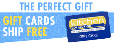 kitchen collection kitchen collection gift card