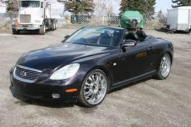 lexus is for sale calgary jdm 2001 toyota soarer lexus sc430 convertible jdm sc430