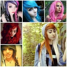 hair trends for long hair 2016 emo hairstyles haircuts hairstyles 2017 and hair colors for