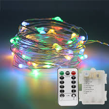 Battery Operated Fairy Lights by Battery Operated Micro Led Fairy Lights With 13 Keys Remote