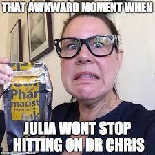 Julia Meme - julia morris needs to stop home facebook