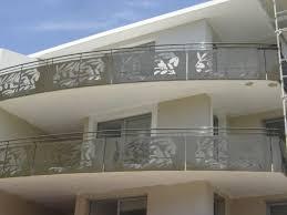 balkon lochblech metallgeländer lochblech für außenbereich für balkon perf