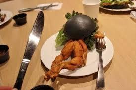 ma cuisine cr駮le 有圖有真相日本 毒展 食青蛙漢堡 東網即時