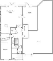 guest house floor plan 3 physical layout and floor plans probably abingdon s best b b