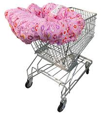 ez chair covers pink floral floppy seat ez carry bag style shopping cart and