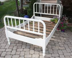 Antique Jenny Lind Twin Bed antique jenny lind spool bed