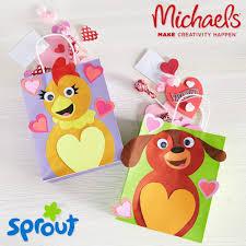 michael u0027s kids club sprout craft precious paws