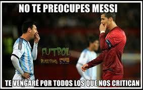 Los Memes De Messi - cr7 acierta penal y los memes se burlan de messi el diario de