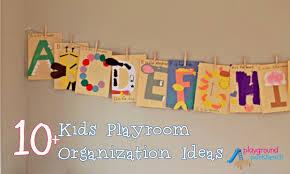 10 kids playroom organization ideas u0026 essentials