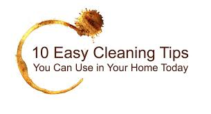 blog about 10 easy cleaning tips you can use in your home today lifestyle homes png