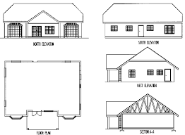 floor plans and elevations of houses ntabamoya single storey house plans floor plans pinterest