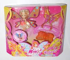 winx club mini believix fairy doll stella ebay