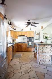 unique kitchen islands appliances stone tile flooring with unique kitchen island design