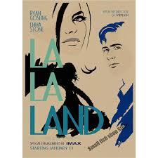 La Home Decor La La Land Retro Poster Retro Kraft Paper Bar Cafe Home Decor