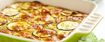 comment cuisiner les courgettes gratin de pâtes aux courgettes et au fromage kiri