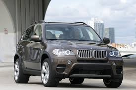 Bmw X5 E70 - history of the bmw x series