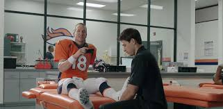 singer with peyton manning tv commercial for direct tv for 2016 really high voice peyton manning directv sports studio