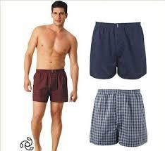 boxers cotton mens boxer shorts cueca